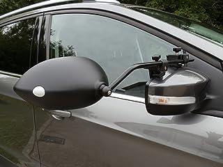 Milenco Miroir universel Aero 3 Mirror Convex XXL, Lot de 2