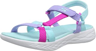 Skechers On- The-go 600 Summer Sense, Sandale Fille