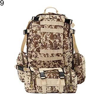 HUYANNABAO Large Capacity Outdoor Sport Tactical Climbing Backpack Travel Cycling Bags Mountaineering Military Army Waterproof Bag