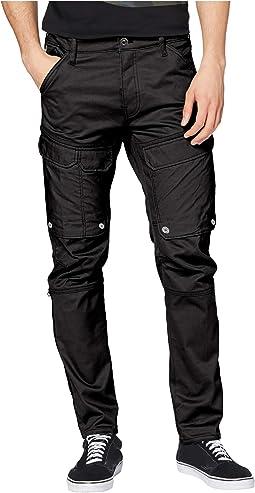 Front Pocket Slim Cargo Pants