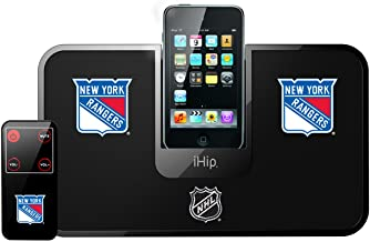 NHL New York Rangers Portable Premium iDock with Remote Control photo