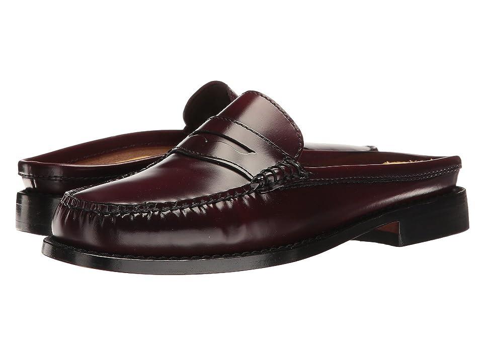 G.H. Bass & Co. Wynn Weejuns (Burgundy Leather) Women