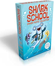 Shark School Shark-tastic Collection Books 1-4: Deep-Sea Disaster; Lights! Camera! Hammerhead!; Squid-napped!; The Boy Who...