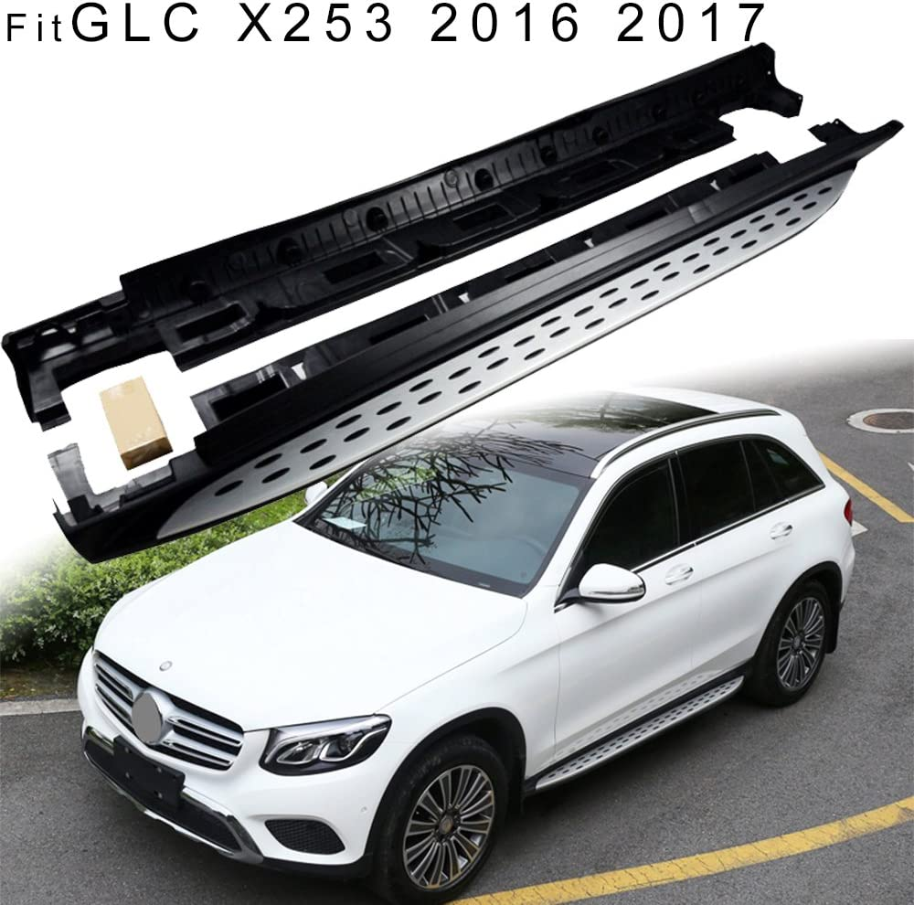 Side Step For Mercedes Benz GLC 2021 new 300 2019 2016 202 X253 2017 New sales 2018