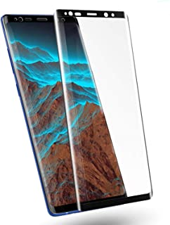 GalaxyNote8 ガラスフィルム Note8 フィルム ギャラクシーノート8 ガラス SC-01K SCV37 保護ガラス Note8 保護シート 全面保護 ノート8 液晶保護フィルム 【全面保護/貼り付け簡単/気泡ゼロ/】【1枚セット】