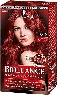 Teinture cheveux roux temporaire