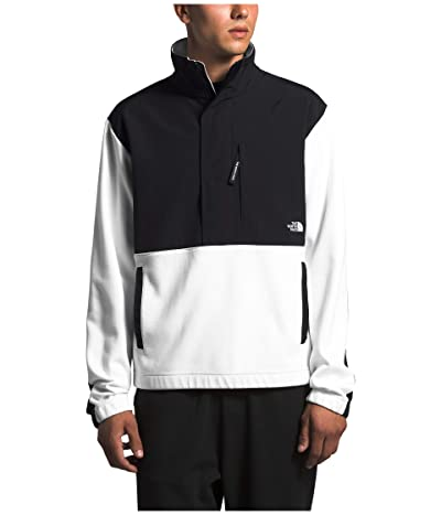 The North Face Graphic Collection Pullover Jacket (TNF White/TNF Black) Men
