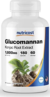 Best glucomannan brands in india Reviews