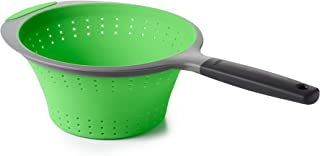OXO Good Grips Collapsible Colander, 1.9L, Silicone, Green