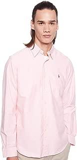 Ralph Lauren Men's Oxford Sports Shirt Hooded