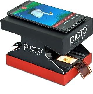 PictoScanner – Scannerizza e archivia i tuoi negativi 24x36 mm e le tue diapositive con la fotocamera del tuo smartphone –...