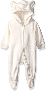 Gymboree Baby Long Sleeve Hooded One-Piece