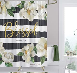 Best blessed shower curtain Reviews