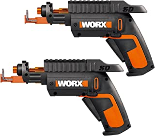 WORX WO7035 2-Pack of WX255L SD Semi-Automatic Cordless Screw Drivers