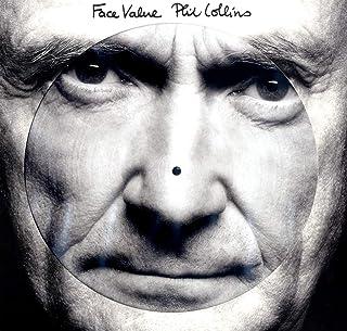 Phil Collins - Face Value (Lp Picture) [Vinilo]