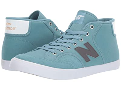 New Balance Numeric NM213 (Stone Blue/White) Men