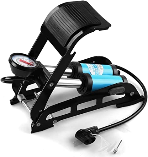Moolten Air Foot Pump for Car and Motorbike or Bicycle