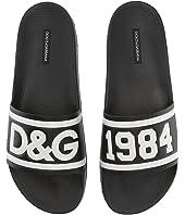 Dolce & Gabbana - Pool Slide Sandal