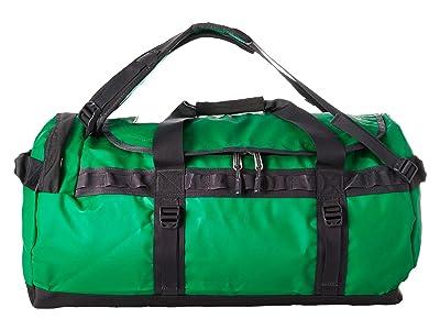 The North Face Base Camp Duffel Medium (Primary Green/Asphalt Grey) Duffel Bags