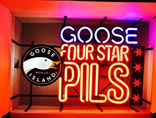 Goose Island Beer Neon Sign 24