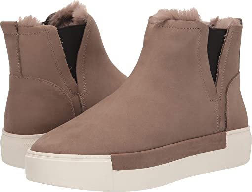 Taupe Waterproof Nubuck