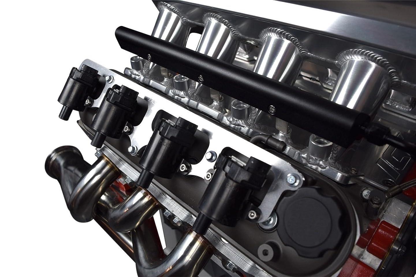5.3L LS Billet Truck Side Bolt Coil Brackets 19005218 D585 LSX Swap 551531