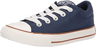 Converse Kids' Chuck Taylor All Star Street Pinstripe Slip on Sneaker