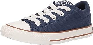 Kids' Chuck Taylor All Star Street Pinstripe Slip on Sneaker