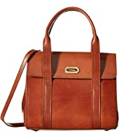 Shinola Detroit - Small Soft Satchel Harness AG