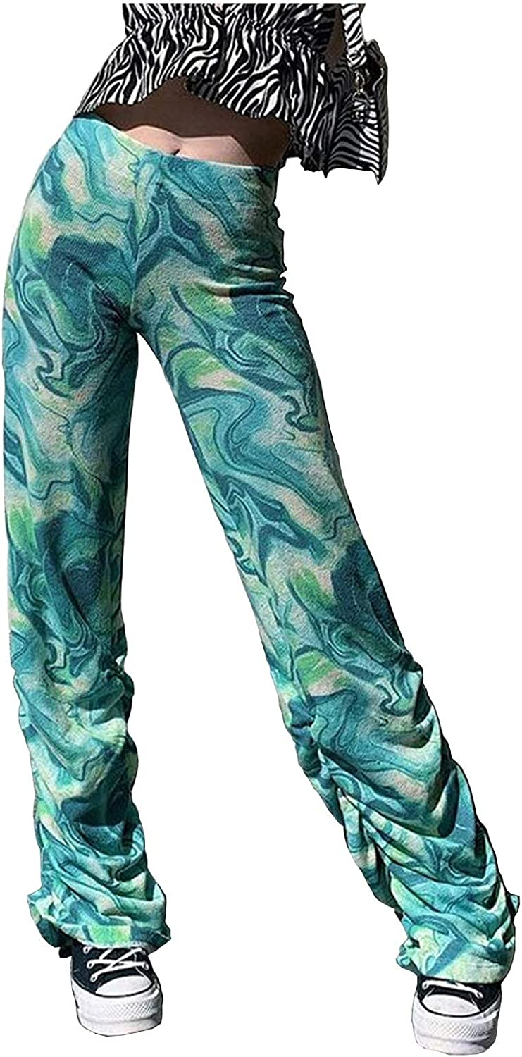 Fankle Y2k Jeans for Women Casual Baggy Straight Leg High Waist Denim Trousers Slim Fit Full Length Pant