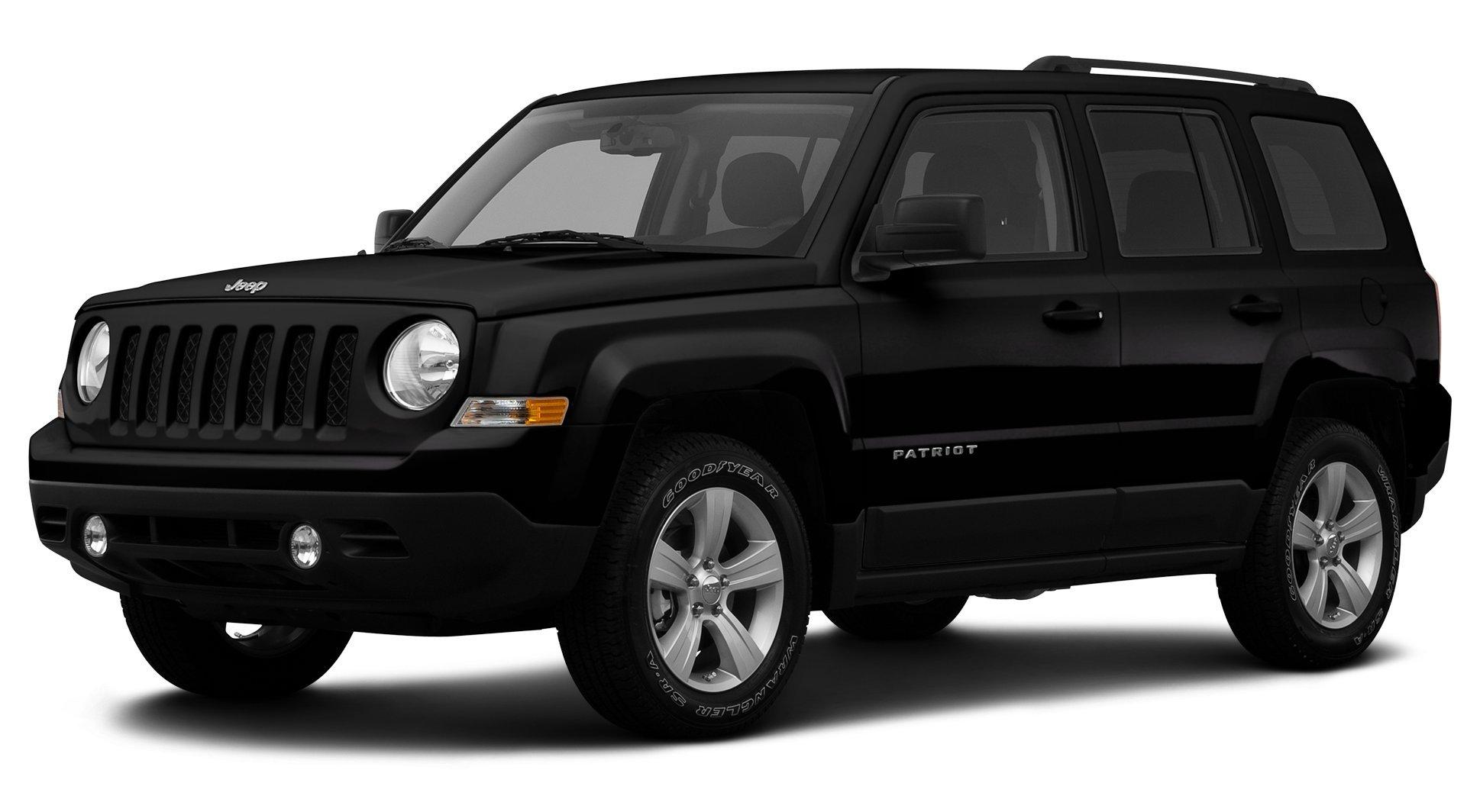 2021 Jeep Patriot Ratings