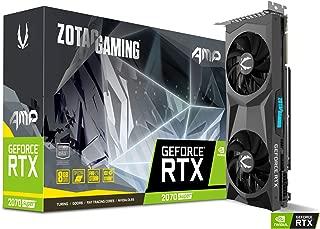 ZOTAC ゾタック GAMING GeForce RTX 2070 SUPER AMP グラフィックスボード  VD7002 ZT-T20710D-10P