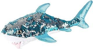 Adventure Planet Reversible Mermaid Sequins Great White Shark 10