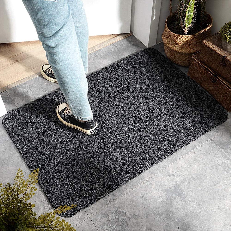Ping Bu Qing Yun Floor mat - polypropylene, environmentally friendly materials, easy to scrape mud, sand and dust, door-to-door wear-resistant floor mats, suitable for entry doors, porch - 5 colors, 6