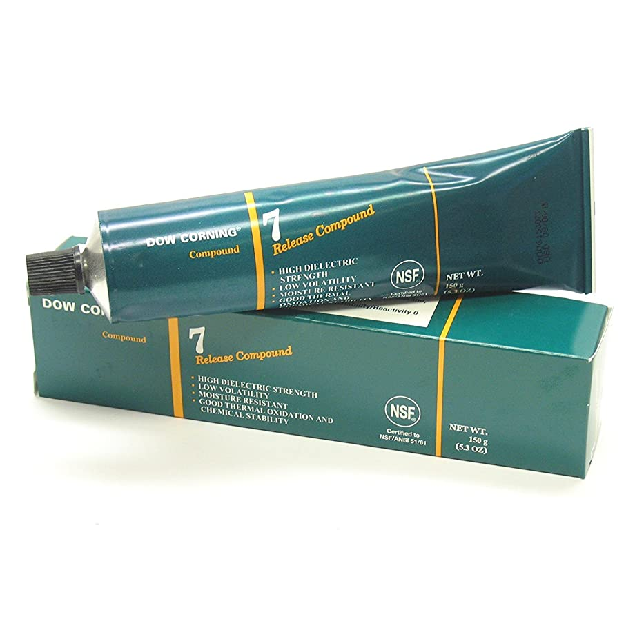 Dow Corning 7 Release Compound; Tube; 5.3 oz.