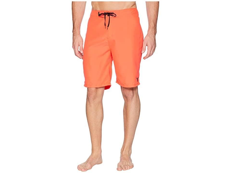 Hurley One Only 2.0 21 Boardshorts (Bright Crimson) Men