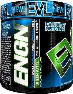 ENGNプレワークアウト(カルノシンβアラニン+クレアチン)(グリーンアップル)(240g)From USA