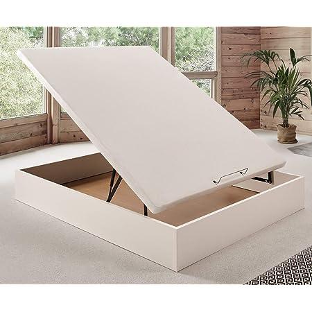 duehome Luxury-Canapé Somier Abatible Dormitorio, Base ...