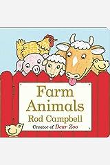 Farm Animals Board book