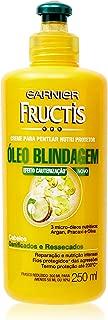 Creme para Pentear Fructis Óleo Blindagem, 250 ml, Garnier