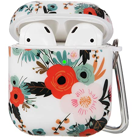 Colorful Flowers/_Airpod Holder Case Airpods Cases AirPods Case Airpod Cover