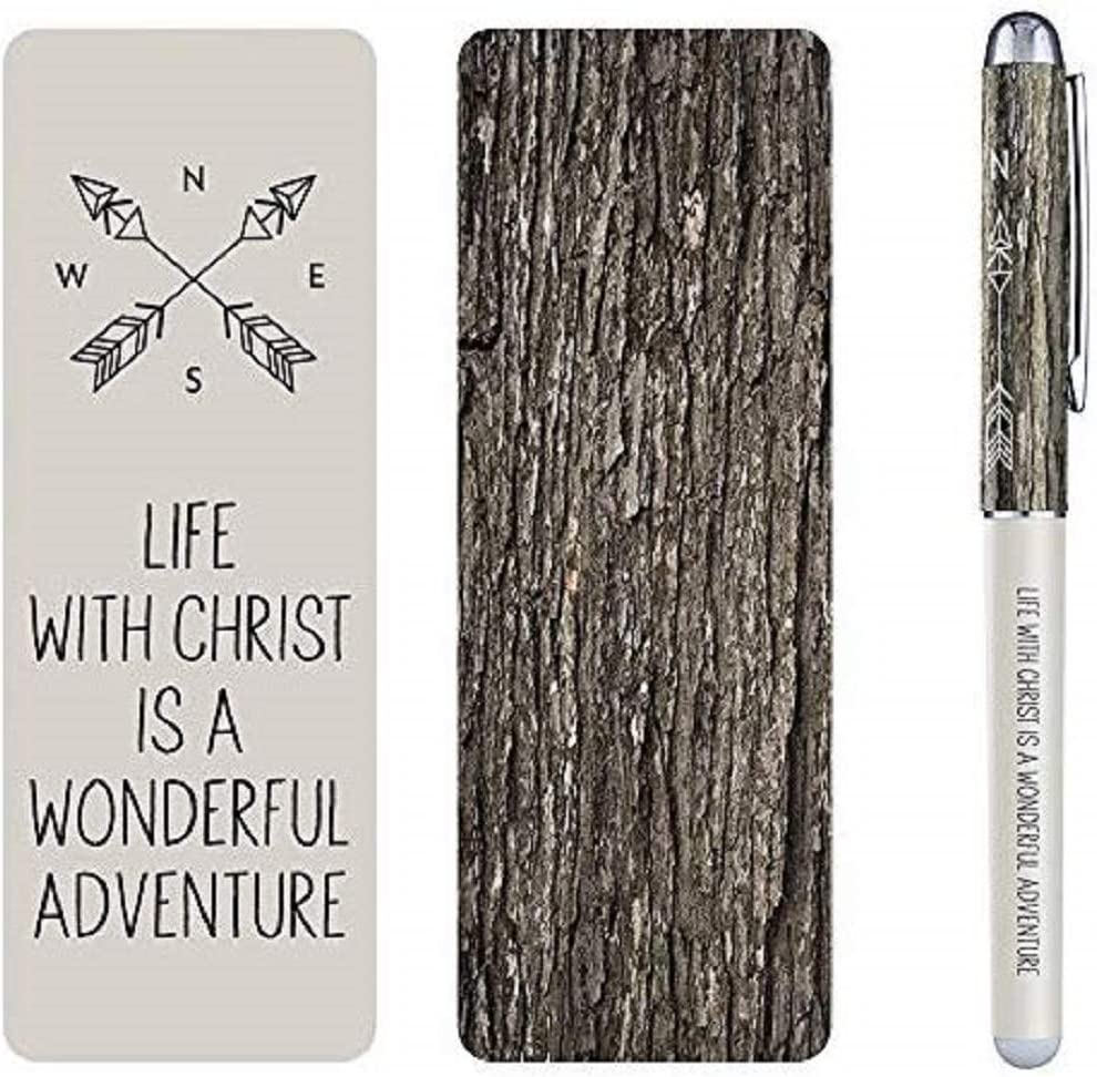 Hail Mary Gifts Catholic Ranking TOP17 Religious Pen OFFicial shop with 12pc Christ Life