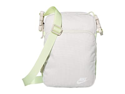 Nike Heritage Small Items 2.0 (Phantom/Barely Volt/White) Bags