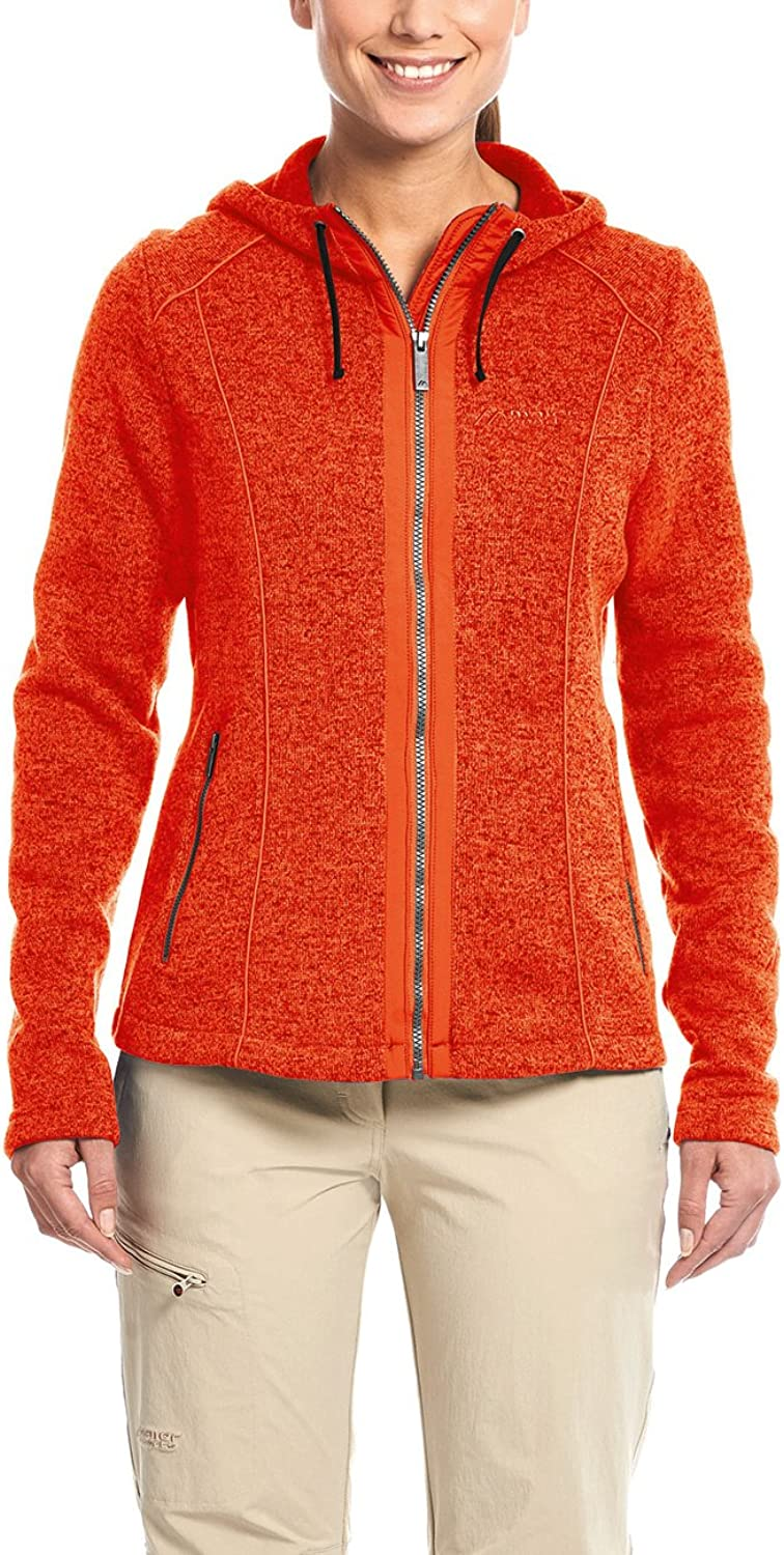 Maier sports Penmon W Women's Fleece Jacket, Womens, Penmon W