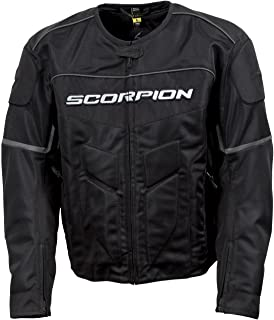 Scorpion Mens Eddy Jacket Large, Black
