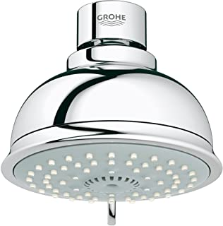 New Tempesta Rustic 100 4-Spray Fixed Showerhead