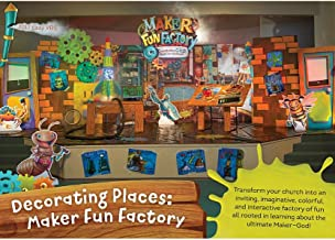 maker fun factory dvd