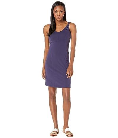 Royal Robbins Essential Tenceltm Twist Dress (Ink Blue) Women
