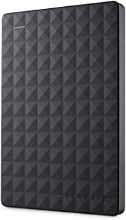 Seagate Expansion Portable Drive, 2TB, BLACK (STEA2000400)