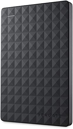 Seagate Expansion Portable 2TB External Hard Drive HDD –...